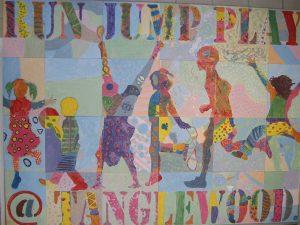 Tanglewood playground
