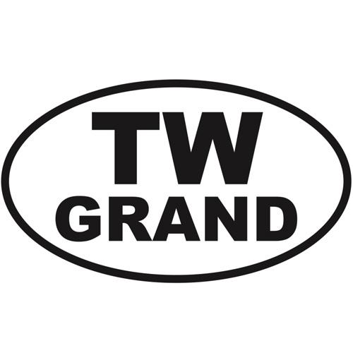 Tanglewood Grandparent Bumper Sticker