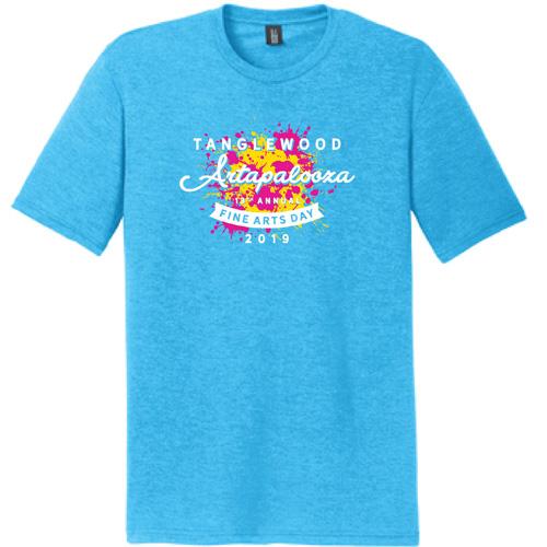 Tanglewood Artapalooza 2019 T-Shirt